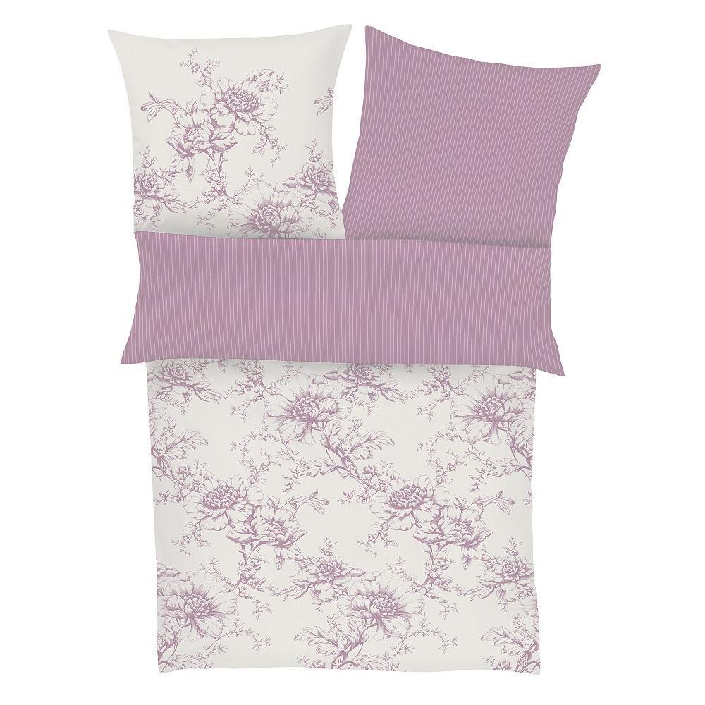 posteljnina ibena sholet roza