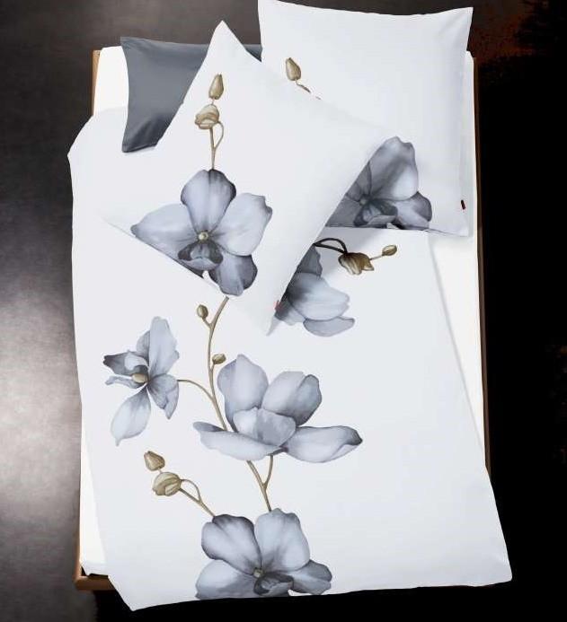 posteljnina iz satena fleuresse modern garden 2767/1