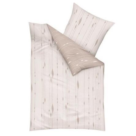 posteljnina iz flanele kaeppel Cocoon - bež