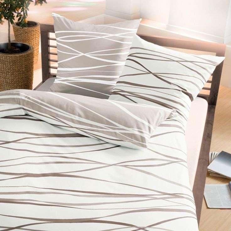 posteljnina iz satena kaeppel motion natur
