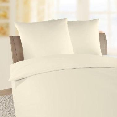 posteljnina fleuresse royal uni - bež