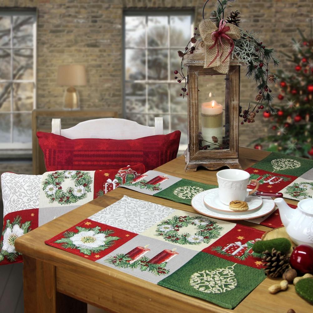 božični pogrinjki