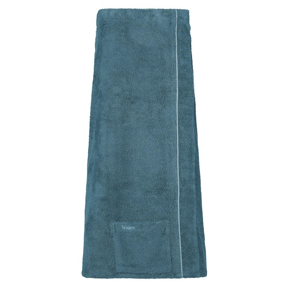 ženski kilt za savno livina modra